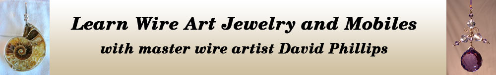 Learn Wire Jewelry